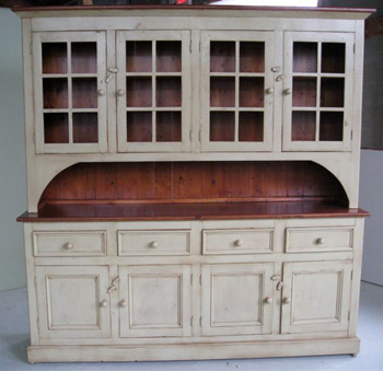 imgCustom Painted Hutch