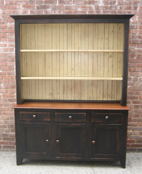 img5' Open-Top Hutch