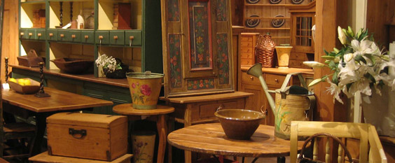 Voted Best Antiques Boston A-List - European Country Antiques